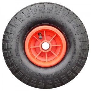 Plastic Sack Truck Wheel