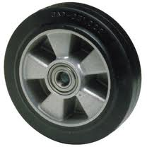 Steer Wheel For Hand Pallet Truck (Rubber)