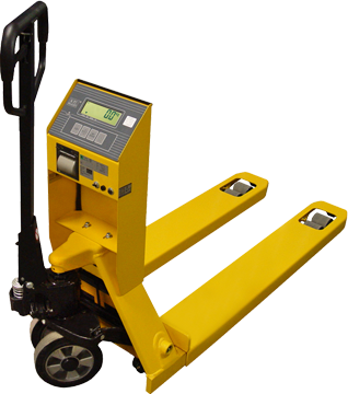 Weigh Scale Pallet Truck (+/- 1KG) With Printer